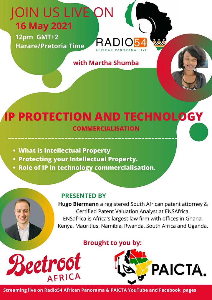 IP PROTECTION AND TECHNOLOGY COMMERCIALISATION image
