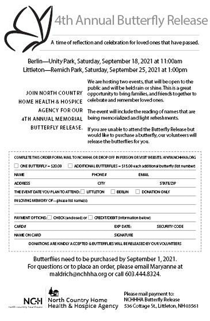BERLIN - 4th Annual Butterfly Release  {9.18.21} image