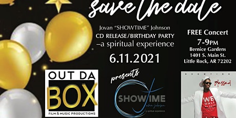 Showtime - A Spiritual Experience tickets