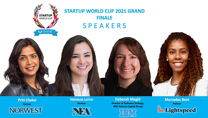 Startup World Cup Grand Finale 2021 image