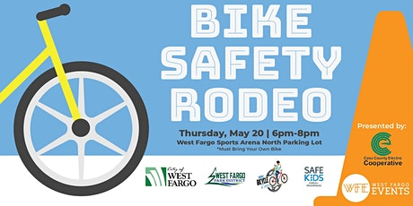 Bicycle Safety Rodeo tickets
