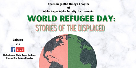 World Refugee Day - Stories of the Displaced tickets