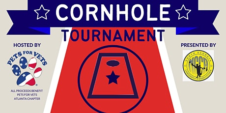 Cornhole Tournament and Social Event Benefiting Pets For Vets Atlanta! tickets