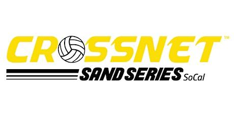 CROSSNET Sand Series: SoCal tickets