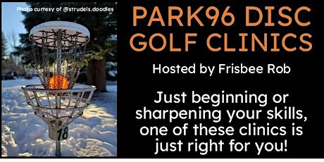 Park96 Disc Golf Clinics tickets