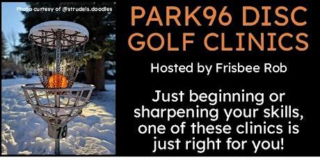 Park96 Disc Golf Clinics tickets