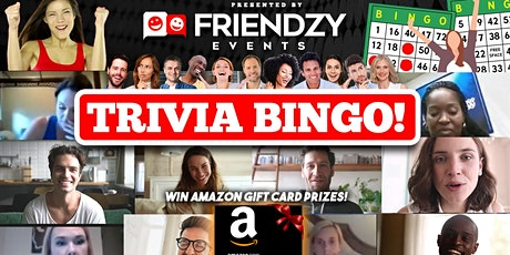 Trivia Bingo tickets