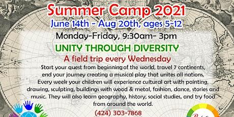 Summer Art Camp 2021- Beverly Hills, CA tickets