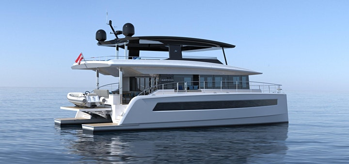 Solar Powered Silent Electric Yachts Fractional Ownership Opportunity image