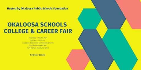 Okaloosa Schools College & Career Fair (Free) tickets