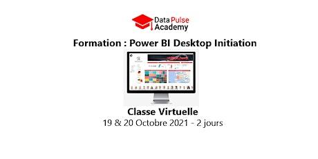 Power BI Initiation - 2 jours - 19 & 20 Octobre  2021 billets