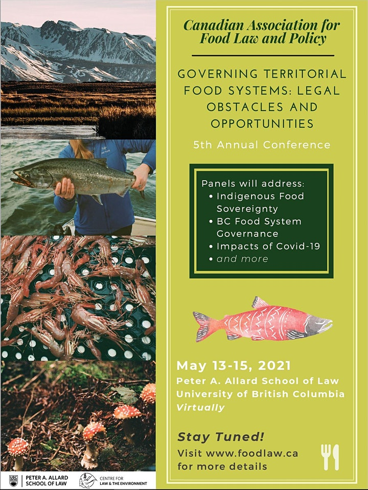 Free Virtual Conference: Governing Territorial Food Systems image