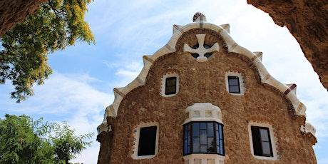 Tour virtual: La huella de Gaudí en Barcelona boletos