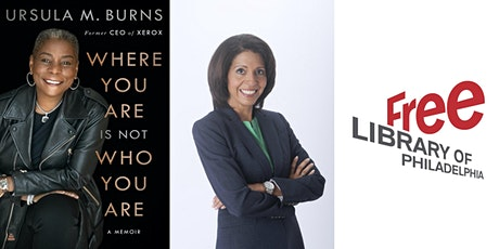 VIRTUAL - Ursula M. Burns | Where You Are Is Not Who You Are tickets