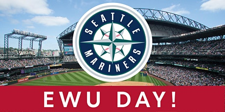 EWU Day at the Seattle Mariners tickets