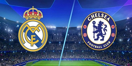 TV/VER@!.R.eal Madrid v Chelsea E.n Viv y E.n Directo ver Partido Online entradas