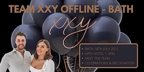 XXY Bath 18th July tickets
