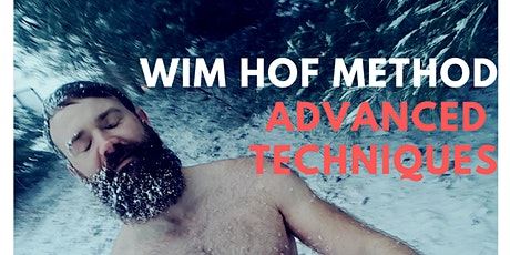 Advanced Wim Hof Method Techniques Experience (Mandala Springs, NC) tickets