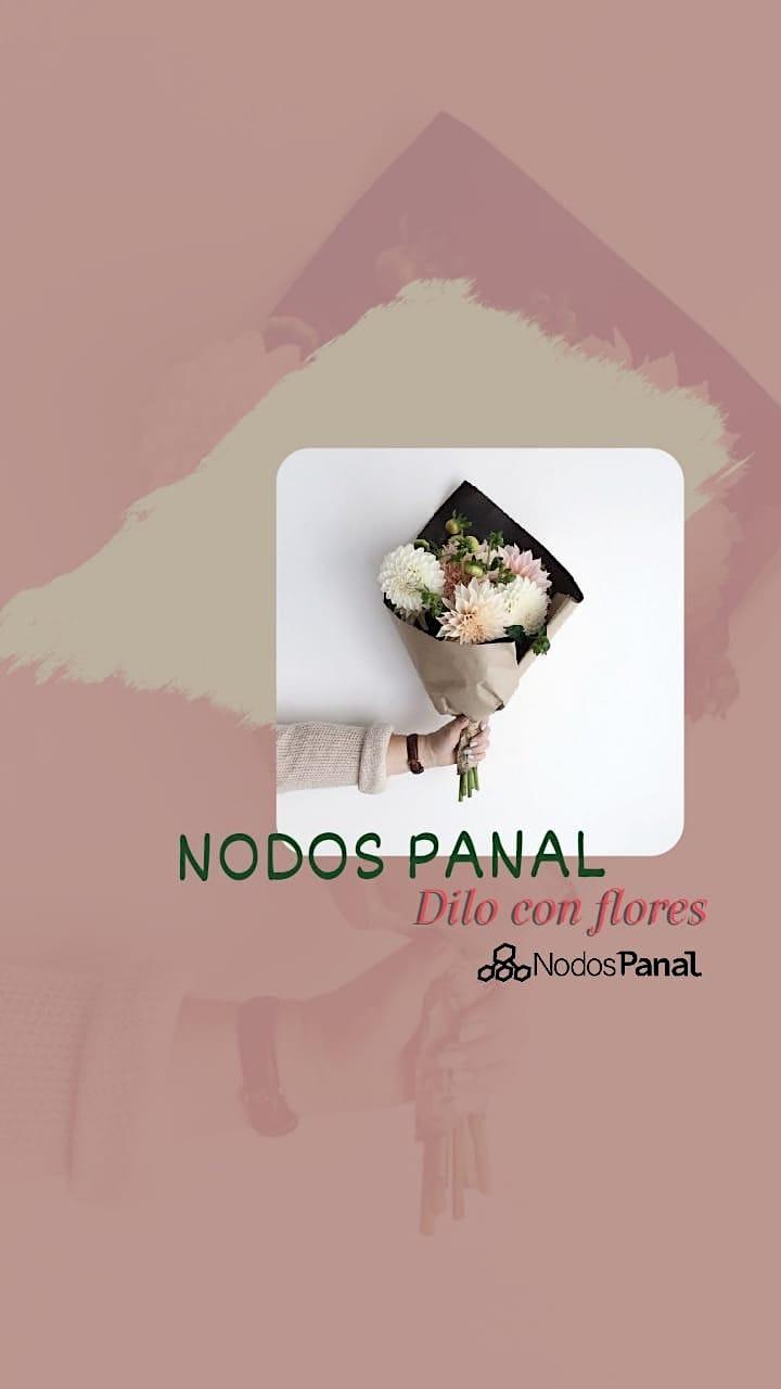 Imagen de Dilo con Flores