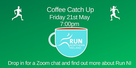 Run NI Coffee Catch Up billets