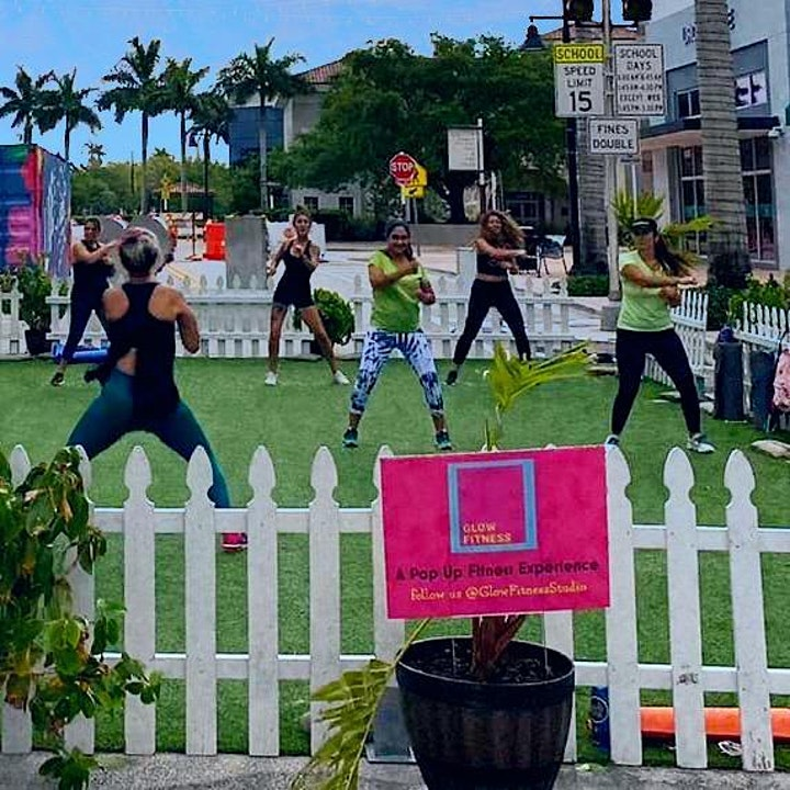 Mother's Day Promo: 305 Fitness with Glow @ Doral Yard image