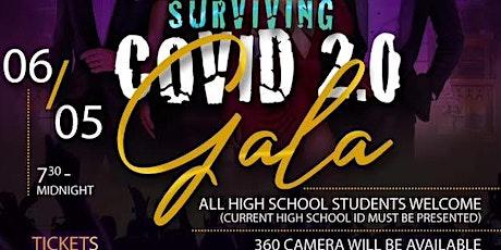 SURVIVING COVID 2.0 GALA tickets
