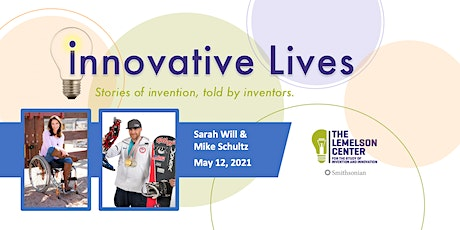Innovative Lives: Sarah Will and Mike Schultz tickets