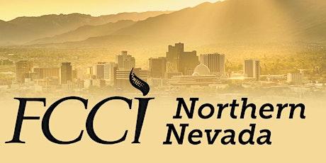 FCCI Northern Nevada Breakfast Series - Friday June 4, 2021 tickets