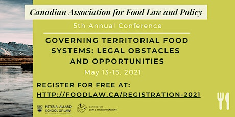 Free Virtual Conference: Governing Territorial Food Systems tickets