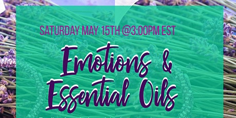 Emotions and Essential Oils tickets