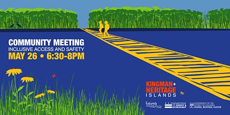Kingman Inclusive Access & Safety Community Meeting tickets