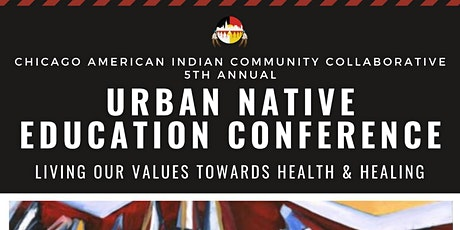 5th Annual Urban Native Education Conference tickets