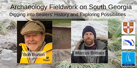 Archaeology Fieldwork on South Georgia tickets