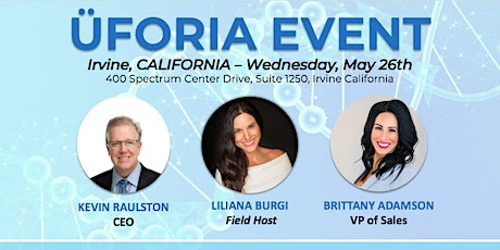 UFORIA Science Opportunity Preview: Irvine, CALIFORNIA tickets