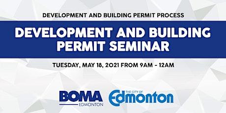 Development and Building Permit Seminar tickets