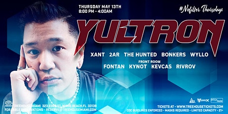 YULTRON @ Treehouse Miami tickets