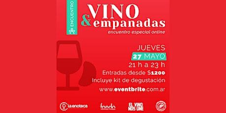 Encuentro especial: VINO & EMPANADAS entradas