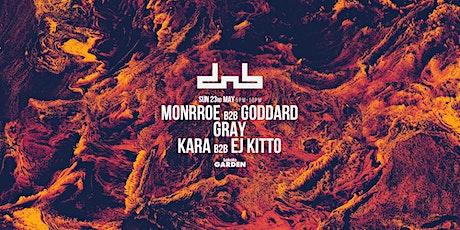 DnB Allstars Monrroe B2B Goddard, Gray & more! tickets