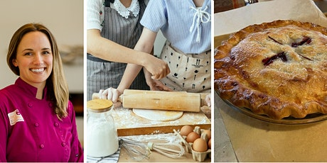 Friday Pie Day Online Baking Class tickets