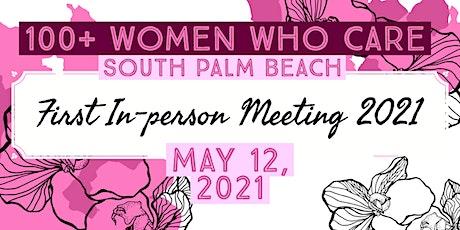 Q2 2021 100+ Women Who Care South Palm Beach Event tickets