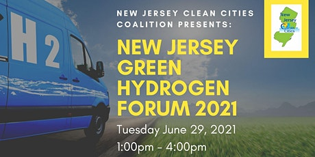 New Jersey Green Hydrogen Forum 2021 - Virtual tickets