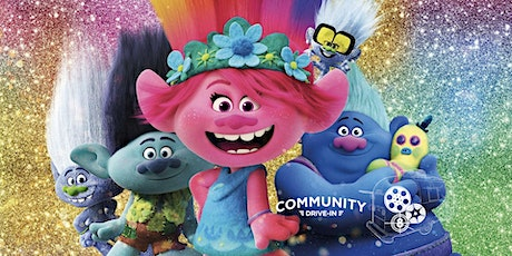 Trolls World Tour Community Drive-In + Do512 Family w/ Little Beast Sliders tickets