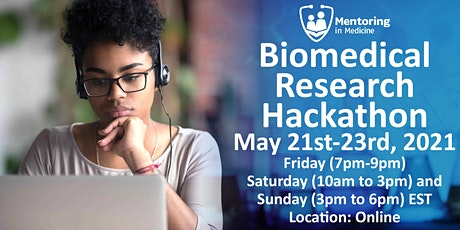 Biomedical Research Hackathon tickets