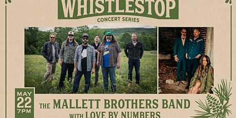 The Mallett Brothers Band w/ Love By Numbers tickets