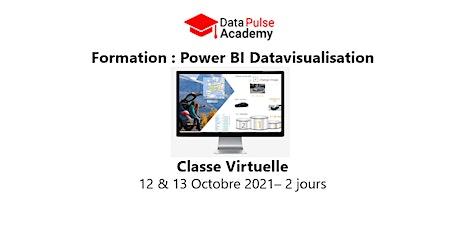 Power BI Datavisualisation - 2 jours - 12 & 13 Octobre 2021 billets