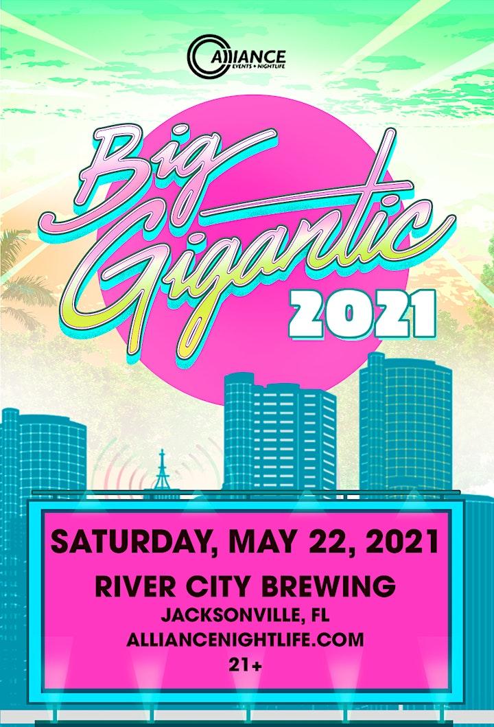 Alliance presents: Big Gigantic - Jacksonville, FL image