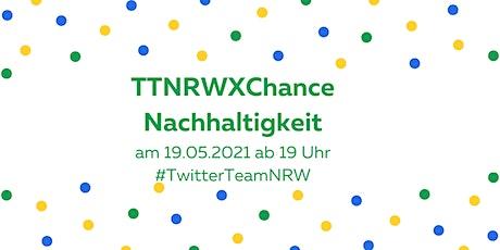 TTNRWXChance Nachhaltigkeit Tickets