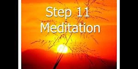 Alano Club of Vancouver - Step 11 MONDAY Meditation tickets