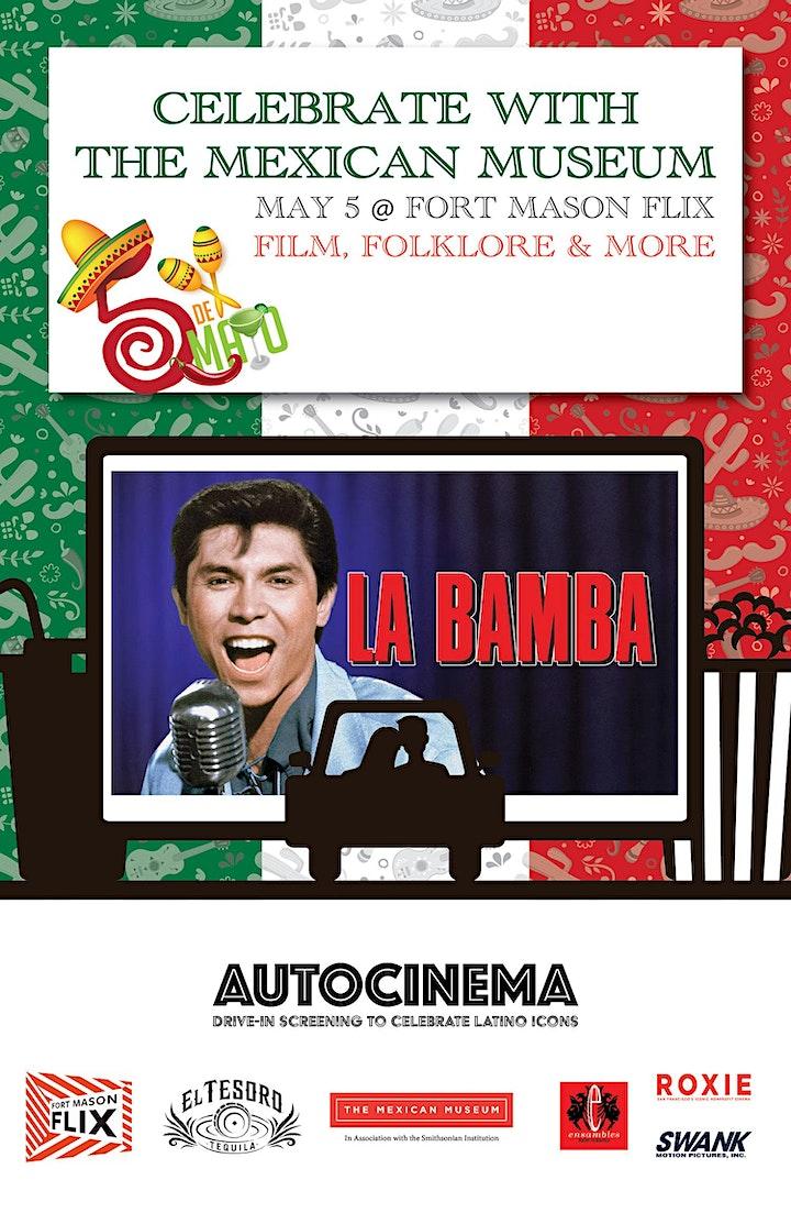 The Mexican Museum x FORT MASON FLIX: La Bamba image