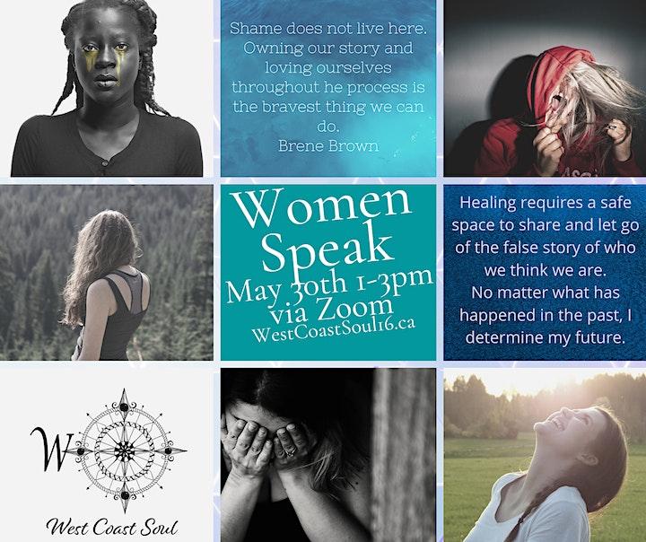 Women Speak image